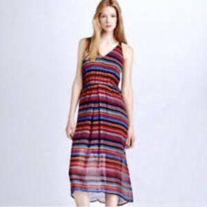 Joie Jessbell Striped Maxi Dress - S
